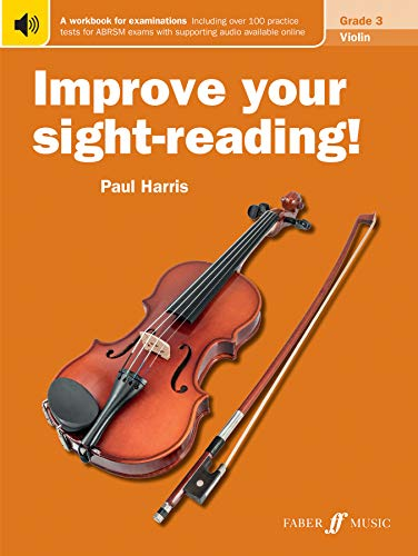 9780571536238: Violin Grade 3: Violin Solo (Improve Your Sight-Reading!)
