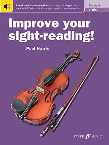 9780571536245: Violin Grade 4: Violin Solo (Improve Your Sight-Reading!)