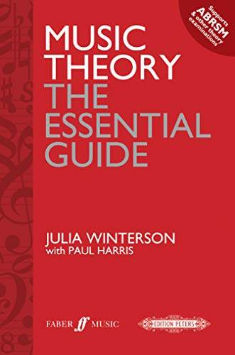 Music Theory: The Essential Guide (Paperback): Julia Winterson