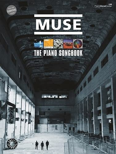 9780571536344: Muse Piano Songbook Pvg