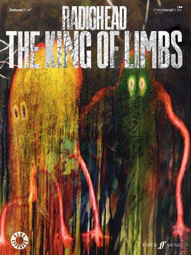 9780571536382: The King Of Limbs: Piano/Voice/Guitar (Pvg)