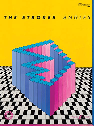 9780571536436: The Strokes -- Angles: Guitar TAB (Faber Edition)
