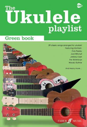 9780571536450: Ukulele Playlist The Green Book Chord Songbook