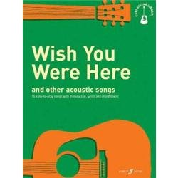 9780571536511: Wish You Were Here And Other Acoustic Songs: Easy Guitar Tab