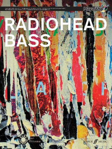 9780571536597: Radiohead Authentic Bass Playalong (Authentic Playalong)