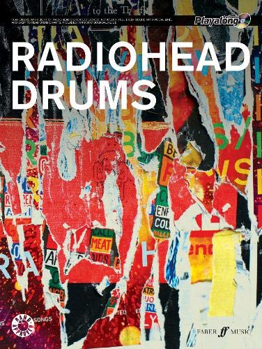 9780571536603: Radiohead Authentic Drums Playalong: Drum Chart with Audio CD (Authentic Playalong)