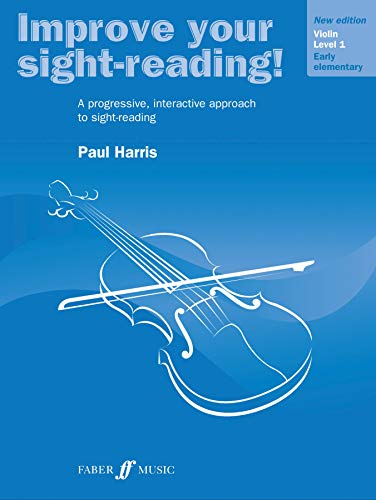 9780571536610: Improve Your Sight-reading! Violin, Level 1: A Progressive, Interactive Approach to Sight-reading (Faber Edition: Improve Your Sight-Reading)