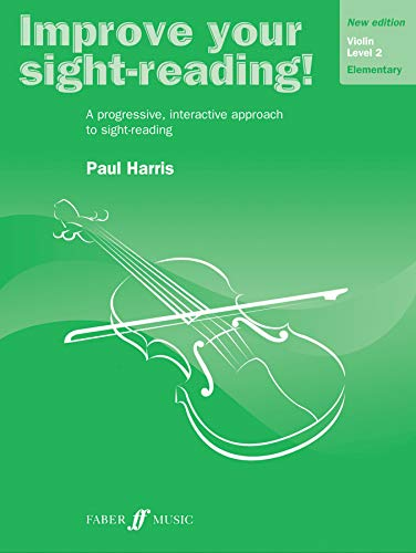 9780571536627: Improve Your Sight-reading! Violin, Level 2: A Progressive, Interactive Approach to Sight-reading (Faber Edition: Improve Your Sight-Reading)