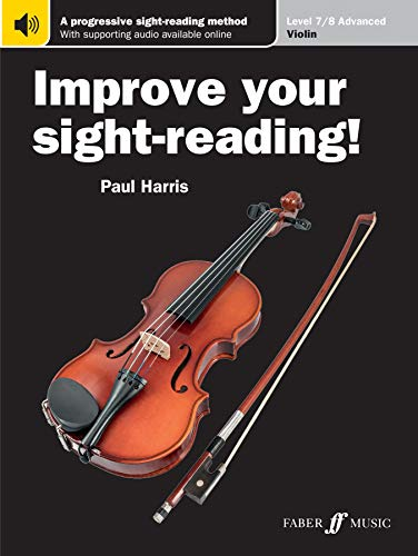 9780571536672: Improve Your Sight-reading! Violin, Level 7-8: A Progressive, Interactive Approach to Sight-reading (Faber Edition: Improve Your Sight-Reading)