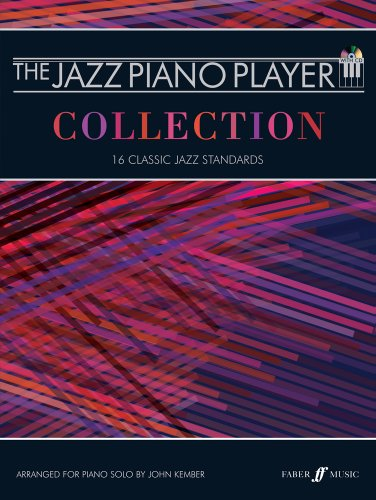 9780571536726: The Jazz Piano Player Collection: Piano Solo