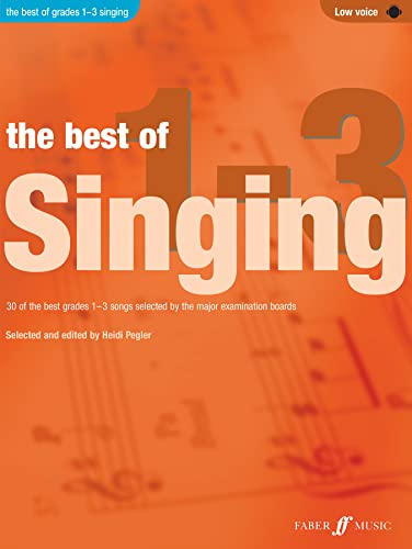 9780571536849: The Best Of Singing Grades 1-3 (Low Voice)