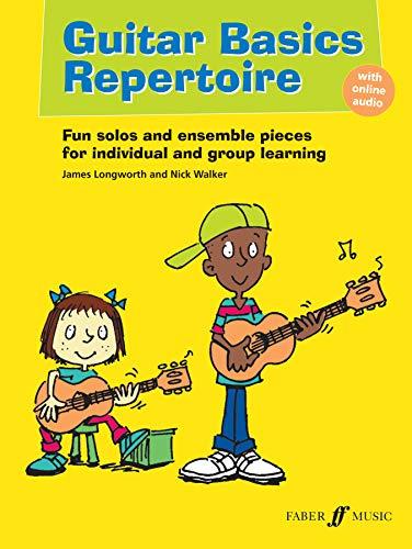 9780571536870: Guitar Basics Repertoire (With Free Audio CD)