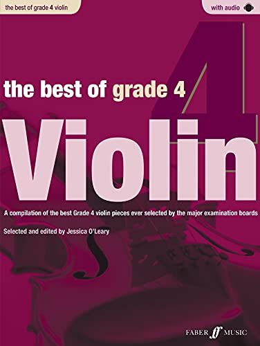 9780571536948: The Best of Grade 4 Violin (Violin with Paino Accompaniment)