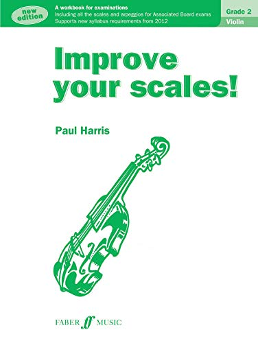 9780571537020: Improve Your Scales! Violin Grade 2