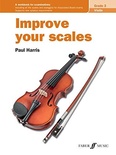 9780571537037: Improve Your Scales! Violin Grade 3