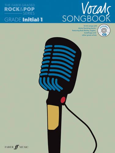 9780571537242: Vocals Songbook: Initial - Grade 1 (The Faber Graded Rock & Pop Series)