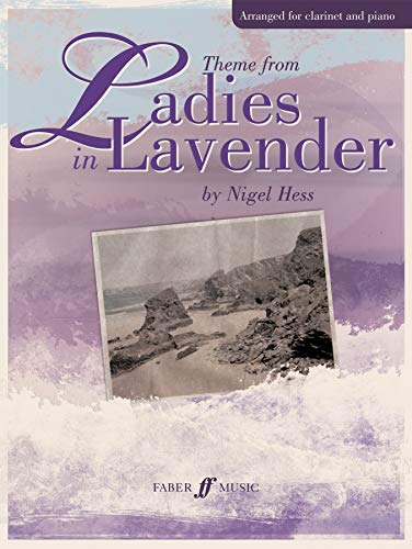 9780571537280: Ladies In Lavender: Clarinet and Piano