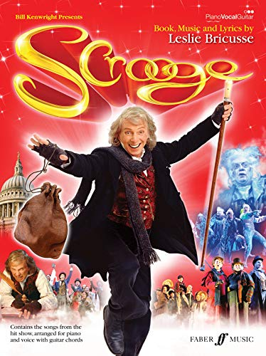 Scrooge The Musical (Vocal Selections) (Paperback): Leslie Bricusse