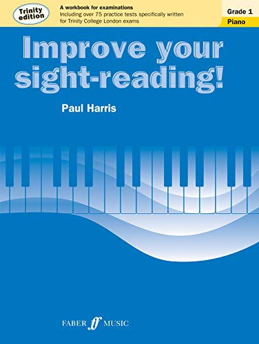 9780571537518: Improve Your Sight-Reading! Trinity Piano: Grade 1