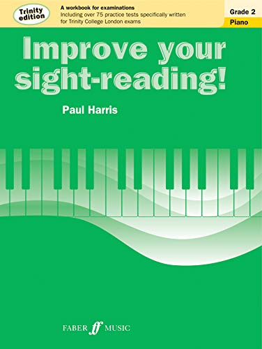9780571537525: Improve Your Sight-Reading! Trinity Piano: Grade 2