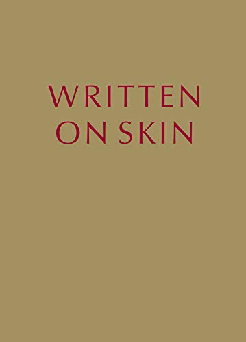 9780571537594: Written on Skin (Cased Score)