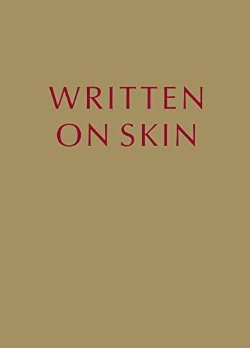Written On Skin (Cased Score) (Hardback): George Benjamin