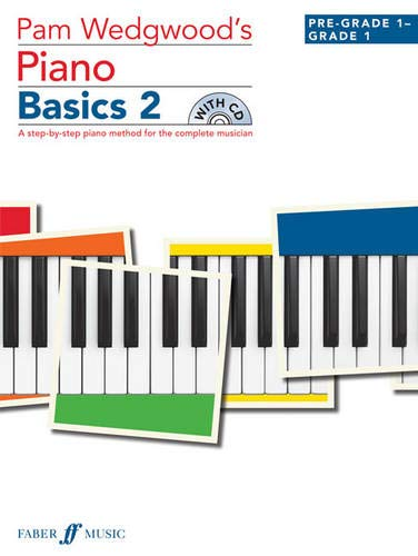 9780571537631: Pam Wedgwood's Piano Basics 2