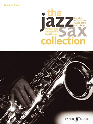 9780571537648: The Jazz Sax Collection: For Alto or Baritone Saxophone (Faber Edition: Jazz Sax Collection)