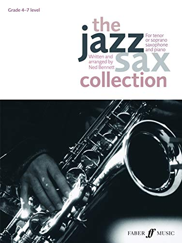 9780571537655: The Jazz Sax Collection