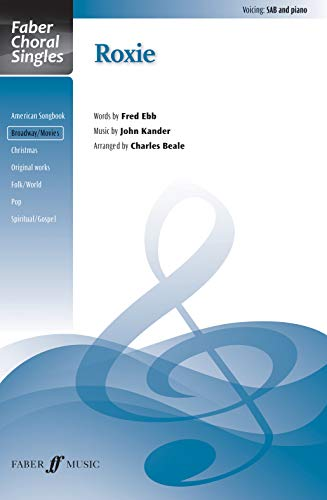 Roxie Format: Choral Octavo: Arr. Charles Beale