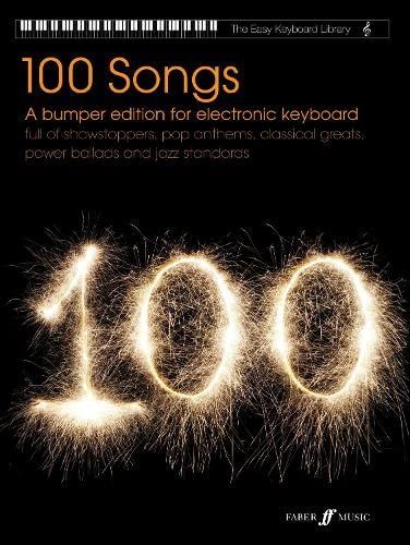9780571538416: Easy Keyboard Library: 100 Songs (Electronic Keyboard)