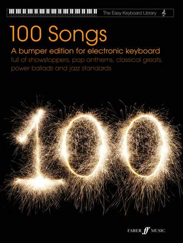 9780571538416: Easy Keyboard Library: 100 Songs (Electronic Keyboard)