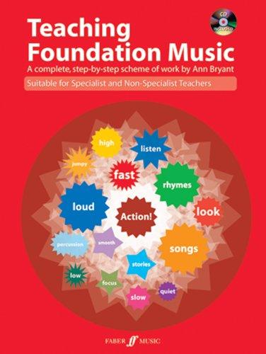 Teaching Foundation Music: Bryant, Ann
