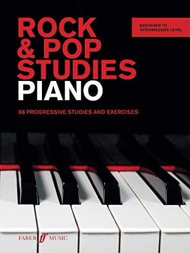 9780571539086: Rock & Pop Studies (Piano): 80 Progressive Studies and Exercises