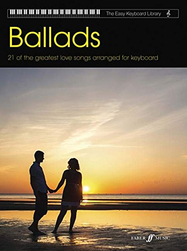 Easy Keyboard Library: Ballads: Various