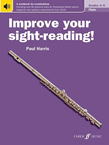 9780571539857: Improve Your Sight Reading Flute Grades 4-5