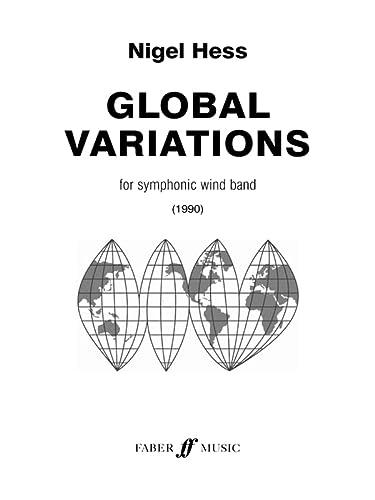 Global Variations: Score (Paperback)