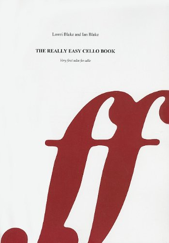 9780571563234: The Really Easy Cello Book: Very First Solos for Cello with Piano Accompaniment (Faber Edition)