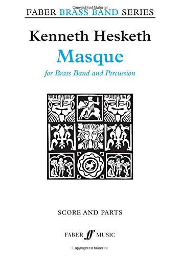 Masque - Brass Band: (Score and Parts) (Paperback)
