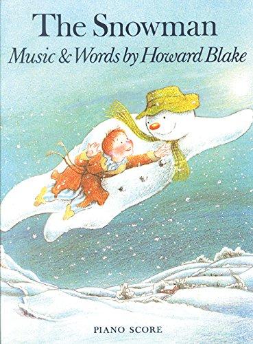 9780571580026: The Snowman (Score) (Faber Edition)
