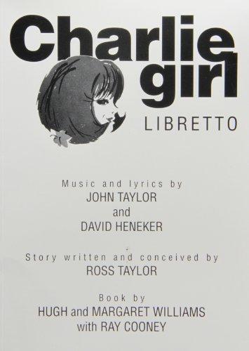 9780571581863: Charlie Girl: Libretto