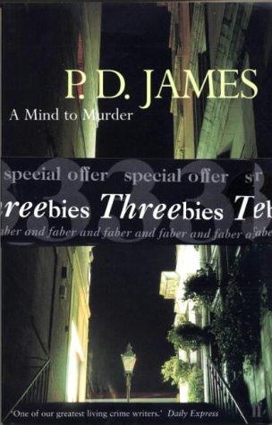 9780571962914: Threebies: P.D. James (B Format) (Faber