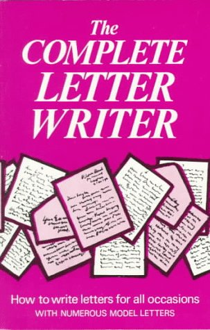 How to write letters for all occasions abebooks the complete letter writer how to write foulsham expocarfo Image collections