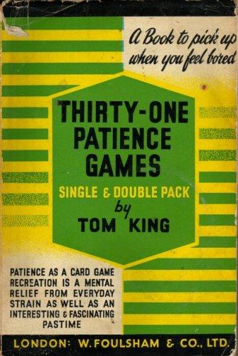 9780572001728: Thirty-one Patience Games (New Popular Handbook)