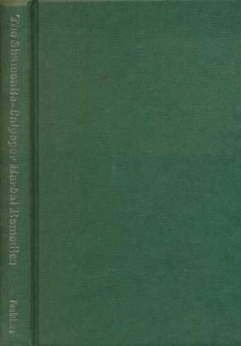 Herbal Remedies (0572002041) by William Joseph Simmonite; Nicholas Culpeper