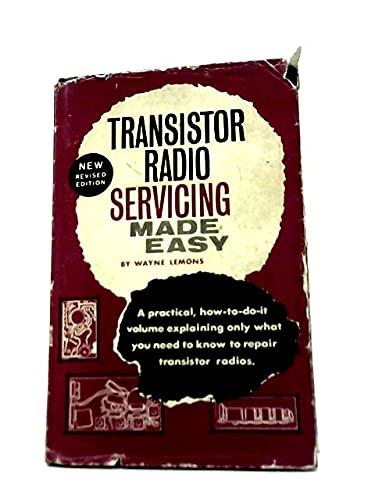 9780572003913: Transistor Radio Servicing Made Easy