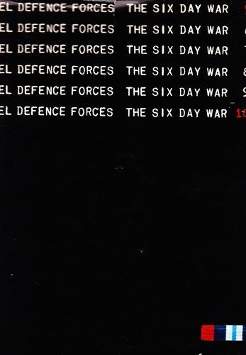 9780572007928: Israel Defence Forces: Six Day War