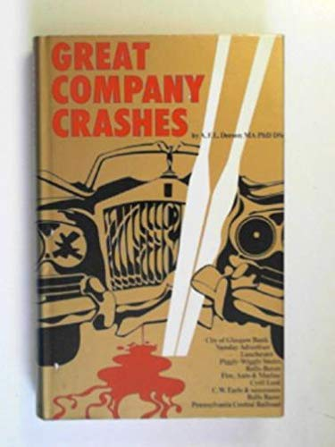 9780572008338: Great Company Crashes
