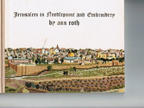 9780572008482: Jerusalem in Needlepoint and Embroidery