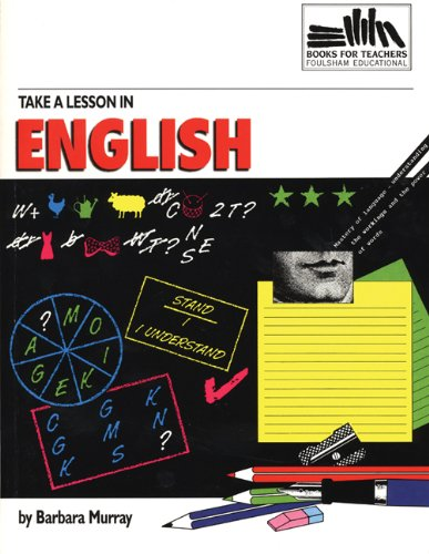 Take a Lesson in English (0572021712) by Barbara Murray